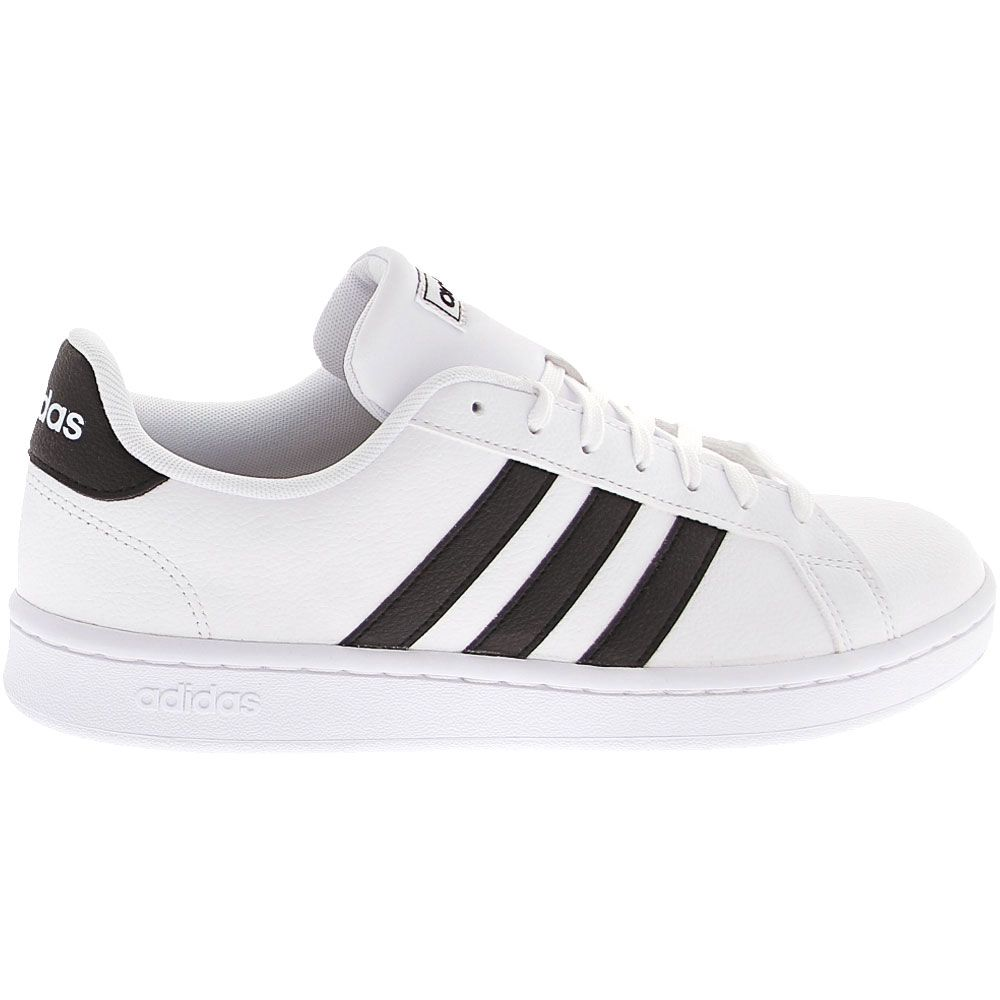 'Adidas Grand Court Life Style Shoes - Womens White Black