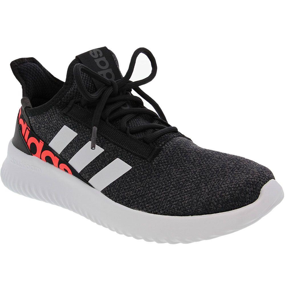 Adidas Kaptir 2 Running - Boys Black White Red