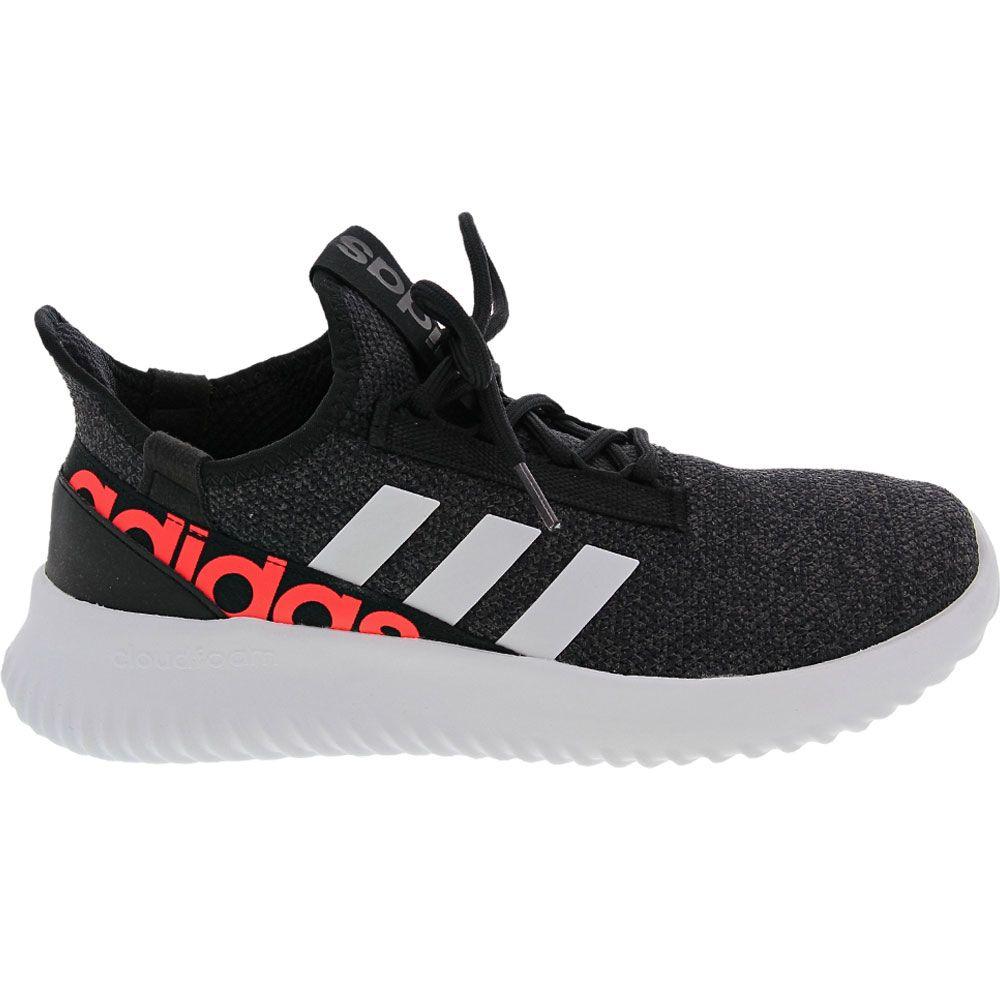 'Adidas Kaptir 2 Running - Boys Black White Red