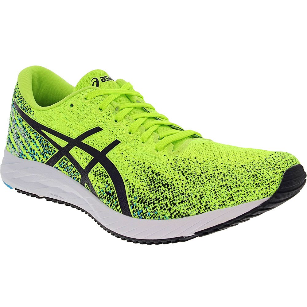 ASICS Gel Ds Trainer 26 Running Shoes - Mens Hazard Green Black