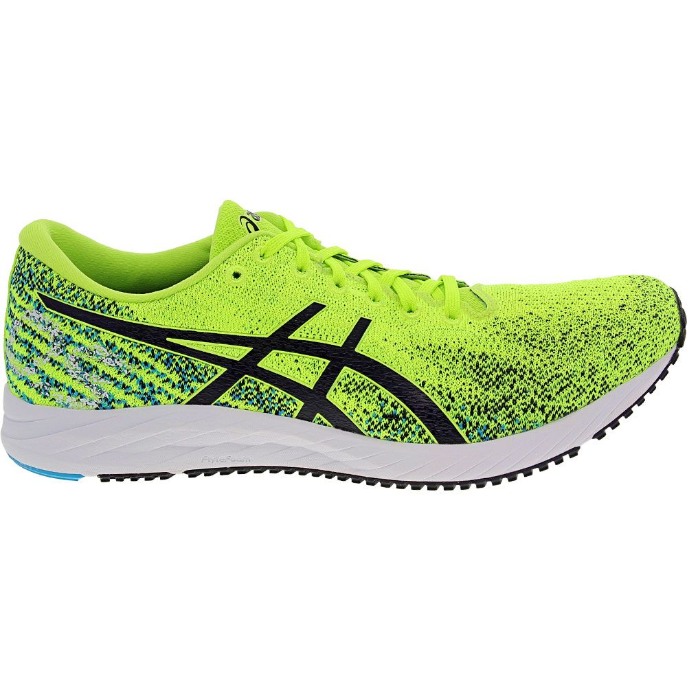 'ASICS Gel Ds Trainer 26 Running Shoes - Mens Hazard Green Black