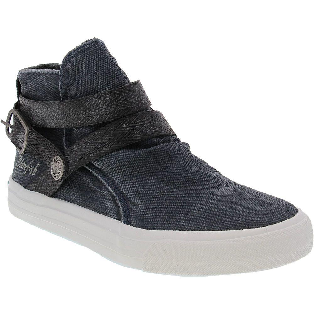 Blowfish Machiko Lifestyle Shoes - Womens Desert Iron Smoked