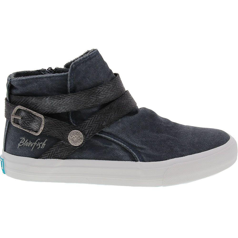 'Blowfish Machiko Lifestyle Shoes - Womens Desert Iron Smoked