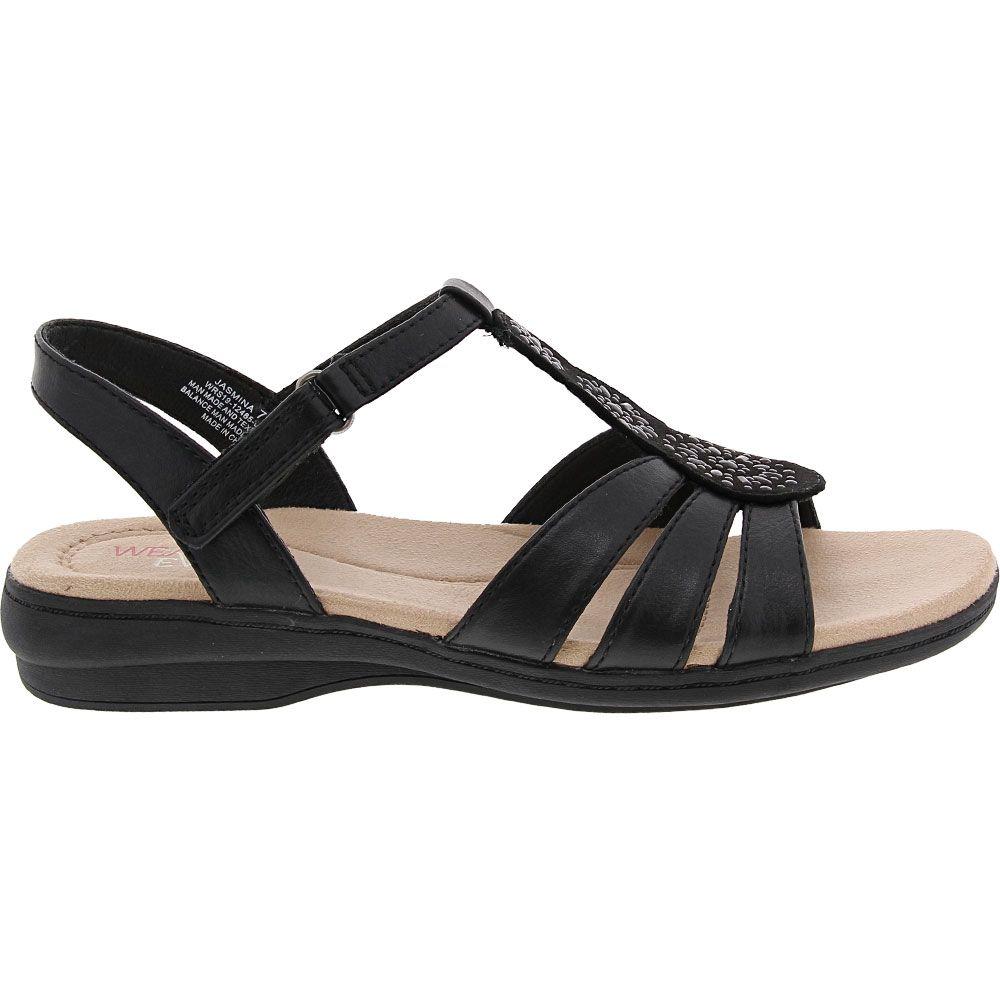 'BareTraps Jasmina Sandals - Womens Black