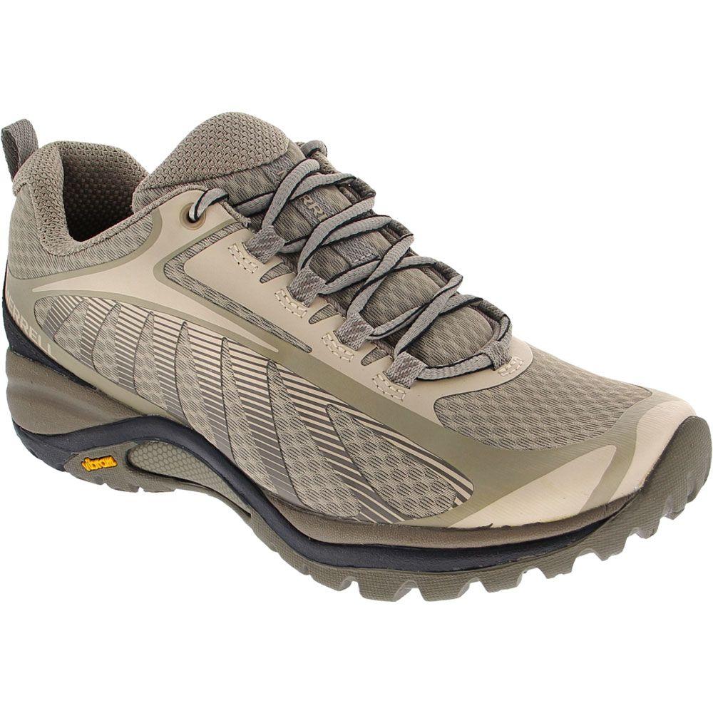 Merrell Siren Edge 3 Hiking Shoes - Womens Tan