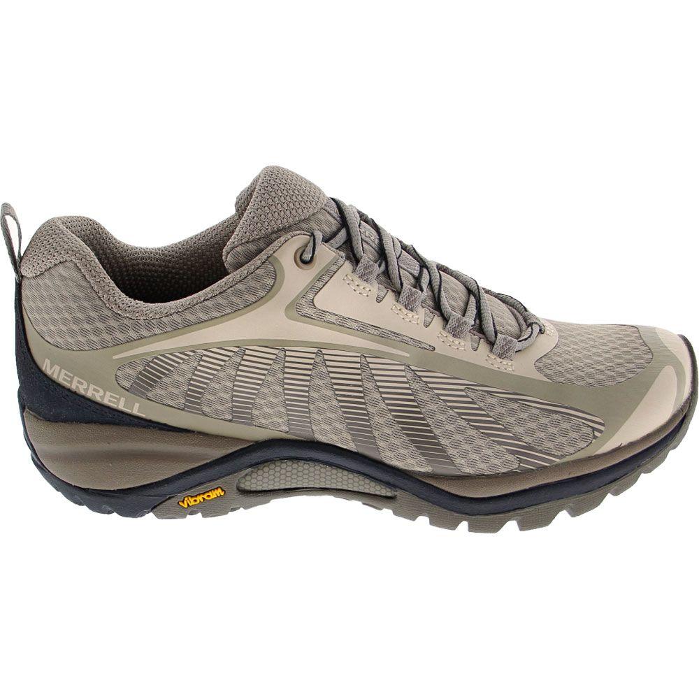 'Merrell Siren Edge 3 Hiking Shoes - Womens Tan