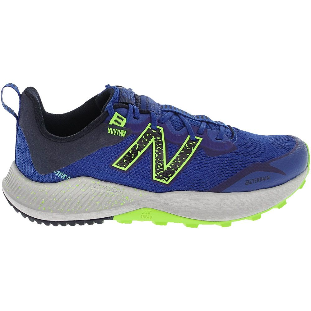 'New Balance Fuelcore Nitrel Running Shoes - Boys Royal Yellow