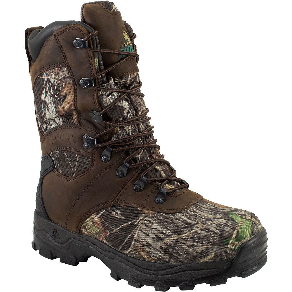 Rocky Sport Utility Max Insulated Hunting Boots - Mens Brown Camo