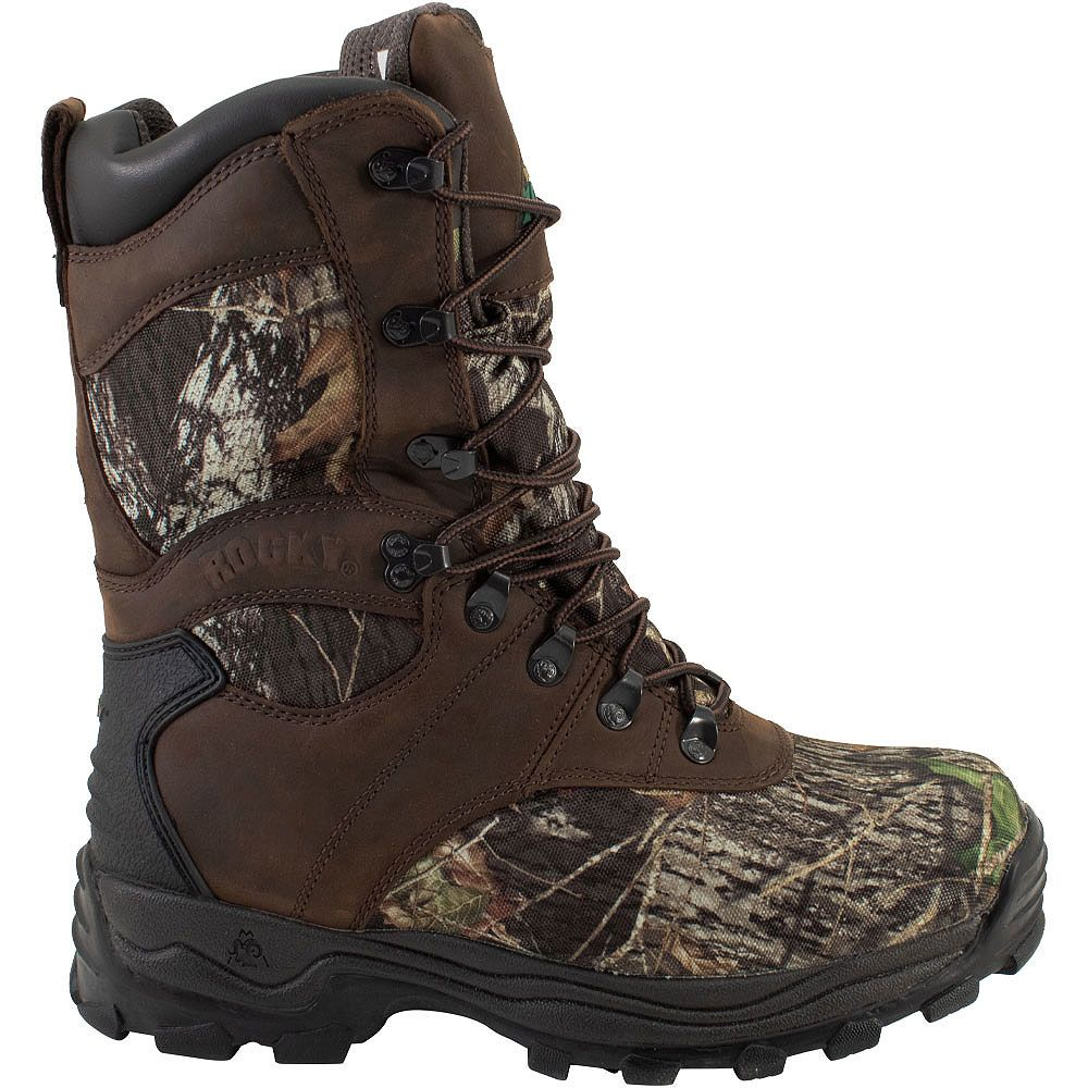 'Rocky Sport Utility Max Insulated Hunting Boots - Mens Brown Camo