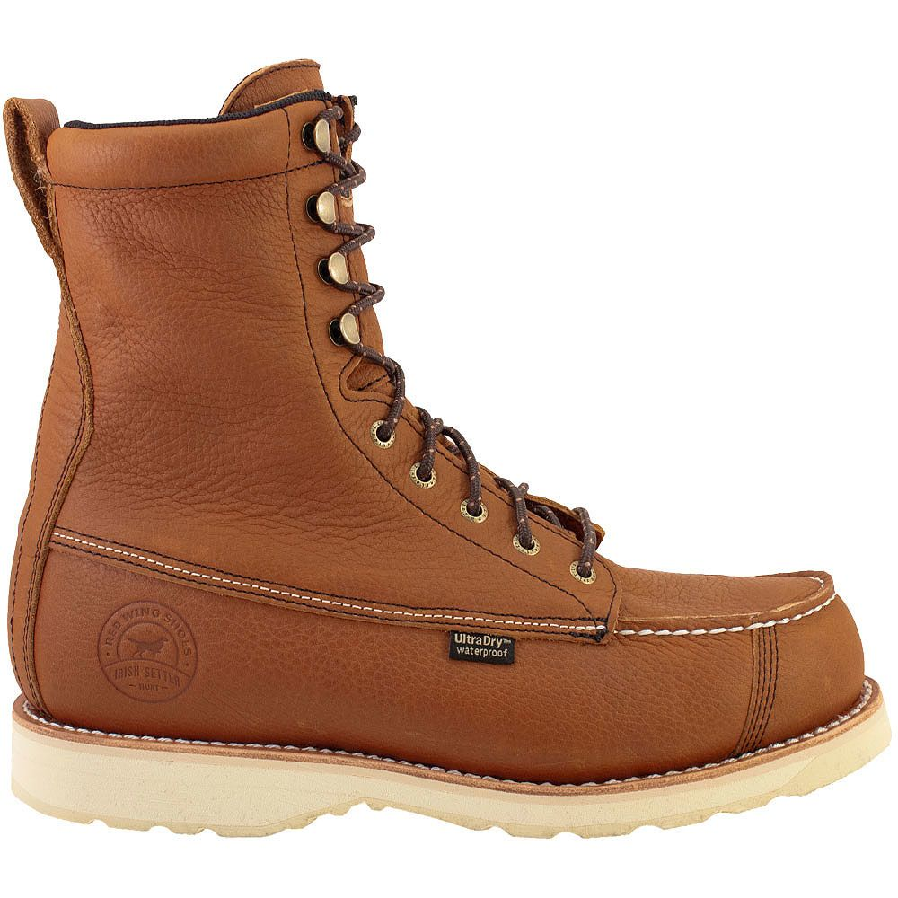 'Irish Setter Wingshooter 894 Non-Safety Toe Work Boots - Mens Brown