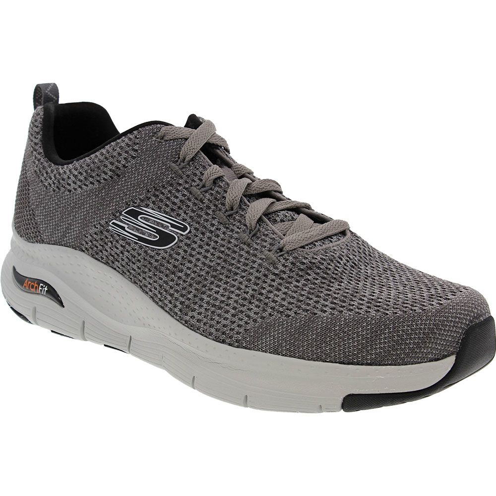 Skechers Arch Fit Paradyme Lifestyle Shoes - Mens Grey