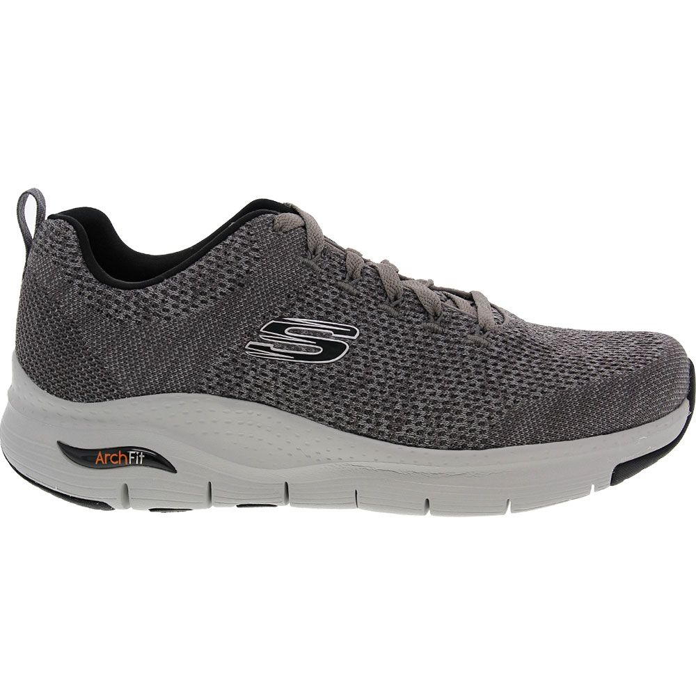 'Skechers Arch Fit Paradyme Life Style Shoes - Mens Grey