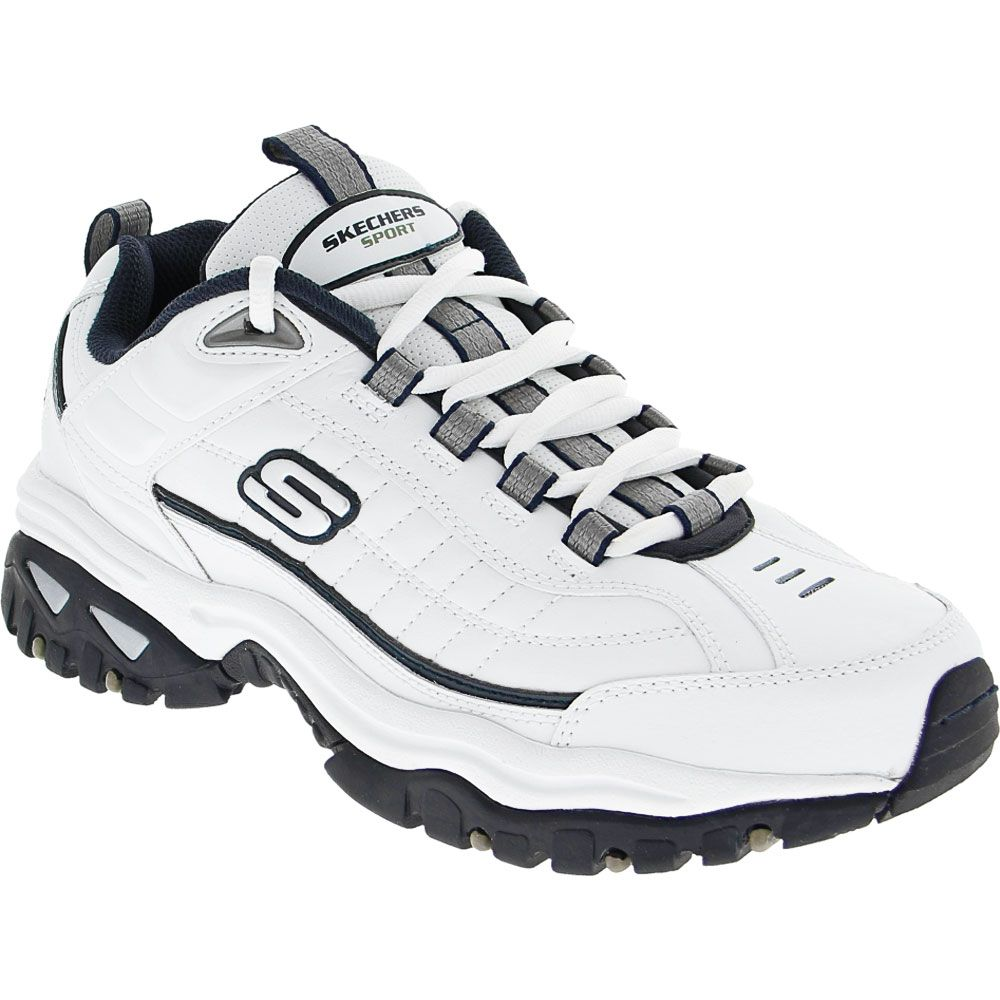Skechers Energy - After Burn Training Shoes - Mens White Navy