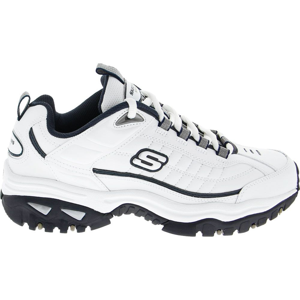 'Skechers Energy - After Burn Training Shoes - Mens White Navy