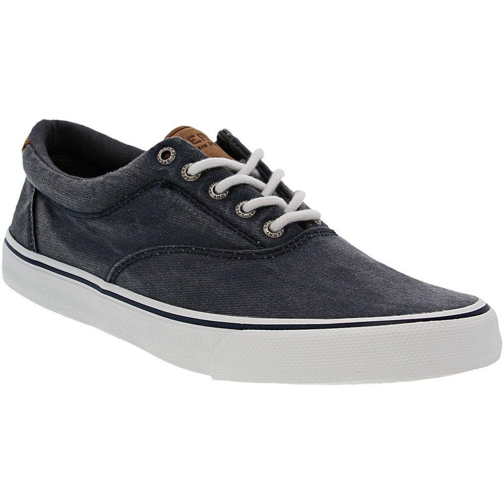 Sperry Striper 2 Cvo Lifestyle Shoes - Mens Navy