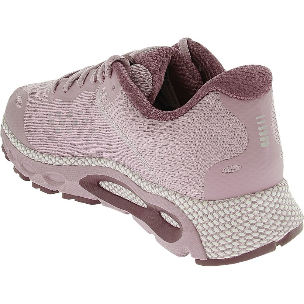Under Armour Hovr Infinite 3 Running Shoes - Womens Mocha Rose Back View
